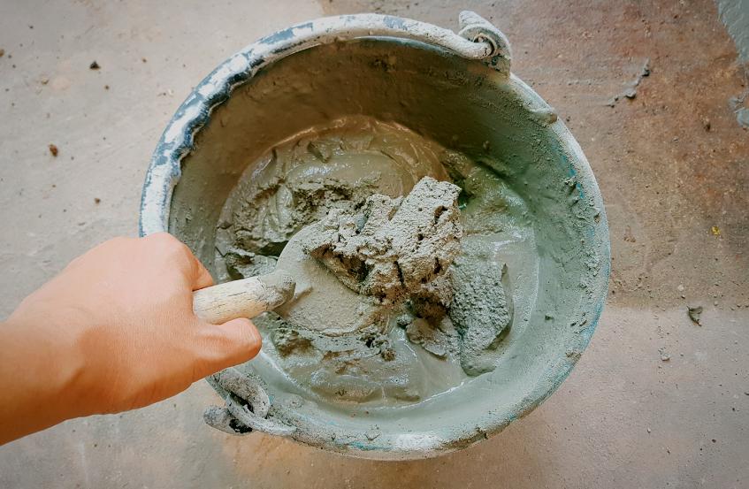 Qual é a diferença entre cimento e concreto?